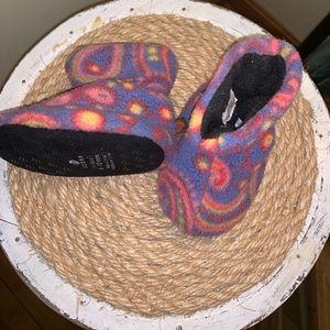 Baby Acorn slippers